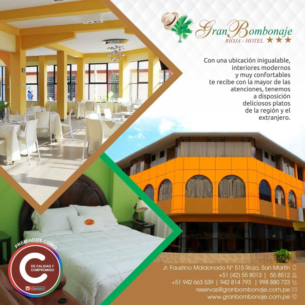 Hotel Gran Bombonaje